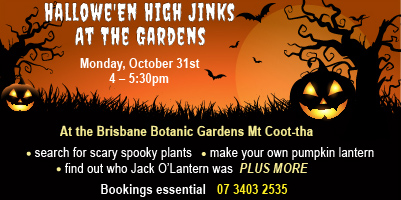 Halloween At The Gardens