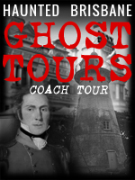Haunted Brisbane Coach