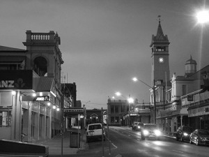 Main street bw small